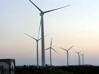 Шум ветряных турбин убил 400 тайваньских козлов