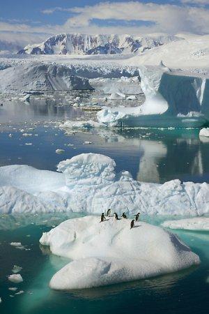 Замерзшая планета