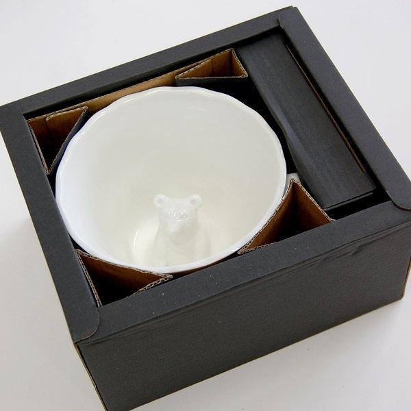 Посуда HiddenAnimalTeacup (11 фото)